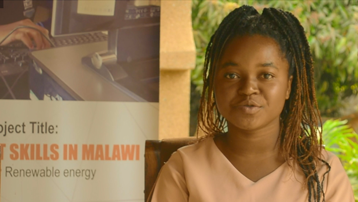 Elness tells us the power of girls studying ICT in Malawi – A case study